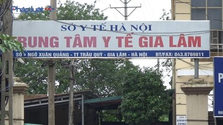 Can truy trach nhiem lanh dao TTYT Gia Lam vu may sieu am het date van tien hanh sieu am cho benh nhan? - Anh 1