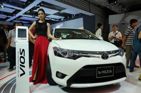 Suc tieu thu Lexus tang gan 170% cho du thue tang - Anh 1