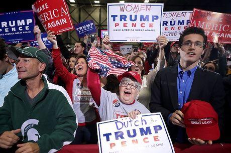Tai sao cac khao sat lai danh gia sai trong cuoc dua giua Clinton va Trump? - Anh 1
