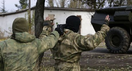 Co quan An ninh Lien bang bat giu biet kich Ukraine tai Crimea - Anh 1