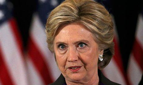Toan van bai phat bieu sau bai tran cua Hillary Clinton - Anh 1