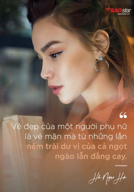 Vi sao Ho Ngoc Ha van luon 'nong hung huc' suot 10 nam qua? - Anh 1