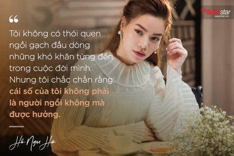 Vi sao Ho Ngoc Ha van luon 'nong hung huc' suot 10 nam qua? - Anh 4