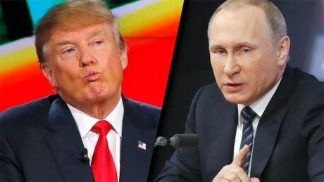 Ong Putin chuc mung ong Trump dac cu tong thong - Anh 1