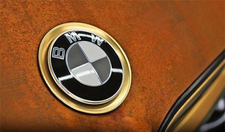 La mat voi phien ban BMW i8 'ri set' doc nhat cua Austin Mahone - Anh 5