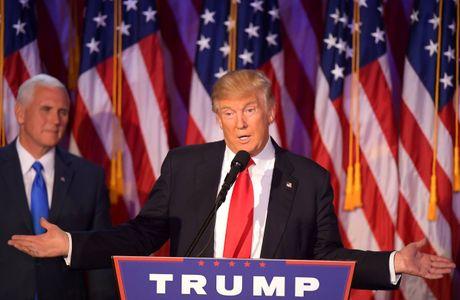 Donald Trump chon ai vao noi cac sau dac cu? - Anh 1