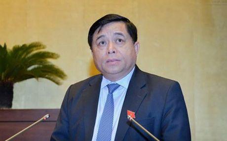 Trinh Quoc hoi sua phu luc Luat Dau tu - Anh 1