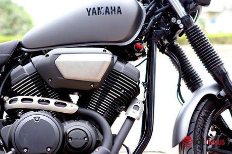 Soi chi tiet Yamaha XV950 2016 gia hon 300 trieu dong tai Viet Nam - Anh 13