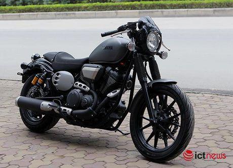 Soi chi tiet Yamaha XV950 2016 gia hon 300 trieu dong tai Viet Nam - Anh 22