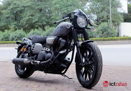 Soi chi tiet Yamaha XV950 2016 gia hon 300 trieu dong tai Viet Nam - Anh 1
