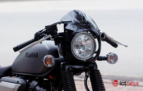 Soi chi tiet Yamaha XV950 2016 gia hon 300 trieu dong tai Viet Nam - Anh 3
