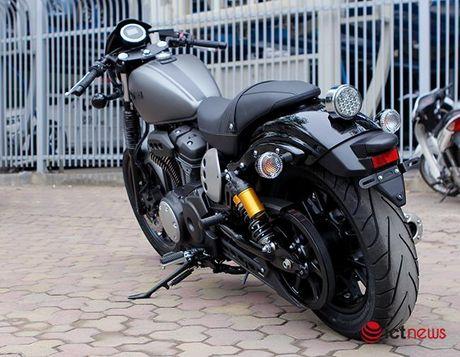 Soi chi tiet Yamaha XV950 2016 gia hon 300 trieu dong tai Viet Nam - Anh 7