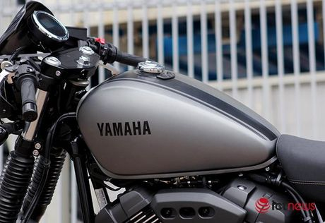 Soi chi tiet Yamaha XV950 2016 gia hon 300 trieu dong tai Viet Nam - Anh 9