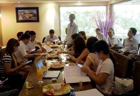 Cong ty Long Kim Phat boi tin voi khach hang - Anh 1