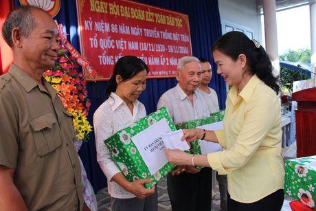 Pho Chu tich Truong Thi Ngoc Anh du Ngay hoi Dai doan ket toan dan toc tai Binh Phuoc - Anh 3