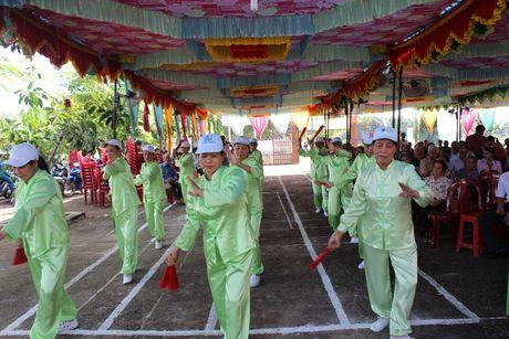Pho Chu tich Truong Thi Ngoc Anh du Ngay hoi Dai doan ket toan dan toc tai Binh Phuoc - Anh 6