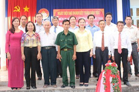 Pho Chu tich Truong Thi Ngoc Anh du Ngay hoi Dai doan ket toan dan toc tai Binh Phuoc - Anh 7