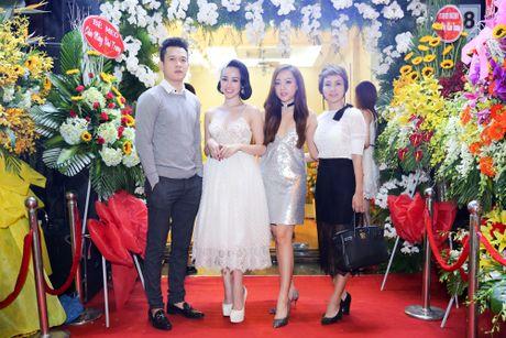 Thuy Hien di su kien cung Ngoc Khanh V-music - Anh 3