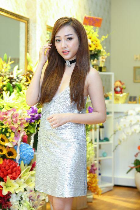 Thuy Hien di su kien cung Ngoc Khanh V-music - Anh 6