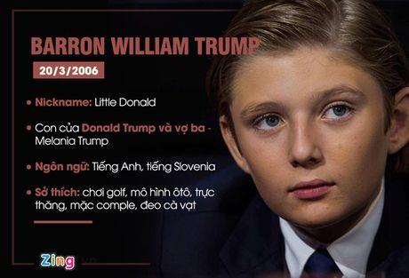 'Tieu Donald Trump' ga gat o le an mung thanh tam diem mang - Anh 2