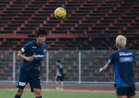 CLB Fukuoka mang sao U19 Nhat Ban dau voi tuyen Viet Nam - Anh 1