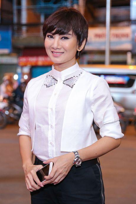 Angela Phuong Trinh mac goi cam sanh vai ben Vo Canh - Anh 6