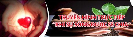 Hang chuc ngan nguoi o Viet Nam can ghep than va cho ghep tim, phoi - Anh 1