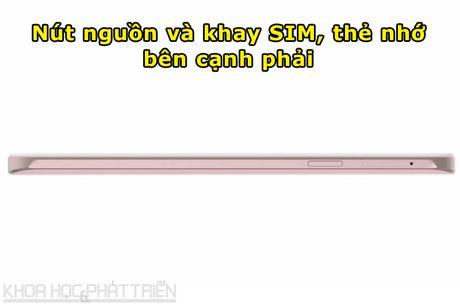 Can canh smartphone Nhat chuyen selfie, RAM 3 GB, thiet ke dep - Anh 13