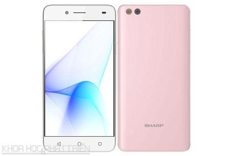 Can canh smartphone Nhat chuyen selfie, RAM 3 GB, thiet ke dep - Anh 15