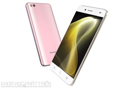 Can canh smartphone Nhat chuyen selfie, RAM 3 GB, thiet ke dep - Anh 16