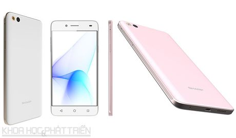 Can canh smartphone Nhat chuyen selfie, RAM 3 GB, thiet ke dep - Anh 17