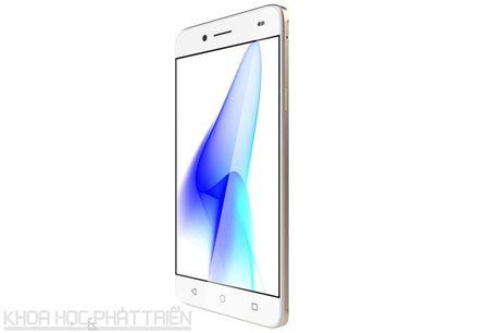 Can canh smartphone Nhat chuyen selfie, RAM 3 GB, thiet ke dep - Anh 20