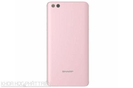 Can canh smartphone Nhat chuyen selfie, RAM 3 GB, thiet ke dep - Anh 22