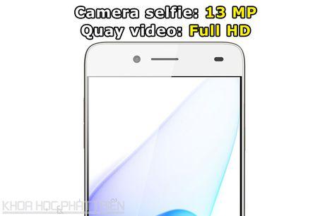 Can canh smartphone Nhat chuyen selfie, RAM 3 GB, thiet ke dep - Anh 7