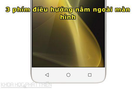 Can canh smartphone Nhat chuyen selfie, RAM 3 GB, thiet ke dep - Anh 8