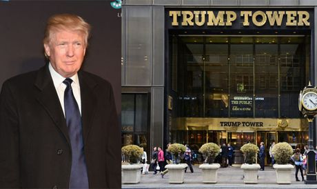 Donald Trump: Vang, song bac, hoa hau va nhung lan 'suyt chet' - Anh 1