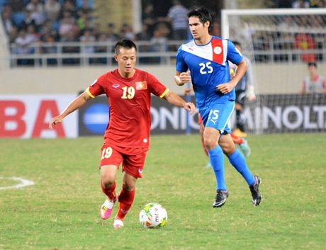 DTVN lo yeu diem truoc them AFF Cup 2016 - Anh 1