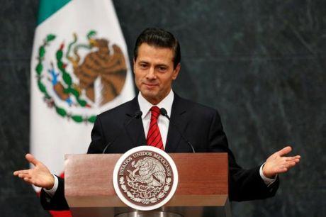 Mexico se khong tra tien cho buc tuong cua ong Trump - Anh 1