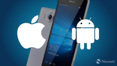 "iPhone 7 giup iOS tang thi phan, Windows Phone sut giam ""khong phanh"" - Anh 1"