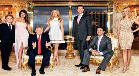 5 nguyen tac nuoi day con tai nang va thanh dat cua tan Tong thong My Donald Trump - Anh 1