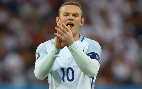 Wayne Rooney 99% linh suat chu cong o tran Anh gap Scotland - Anh 1