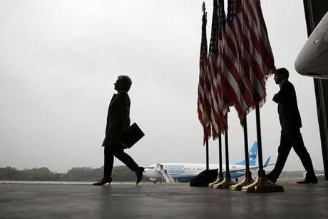 Nhung 'cung bac cam xuc' cua Hillary Clinton trong chien dich tranh cu - Anh 1
