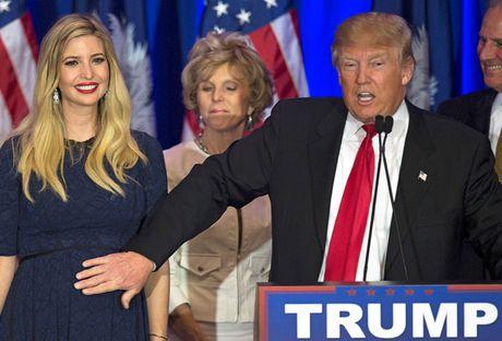 Chan dung con gai xinh dep, tai nang duoc Donald Trump yeu thuong - Anh 13