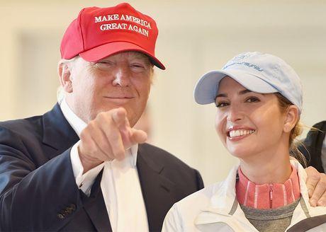 Chan dung con gai xinh dep, tai nang duoc Donald Trump yeu thuong - Anh 15