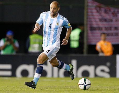 Doi hinh du kien giup Argentina chong lai suc manh cua Brazil - Anh 2