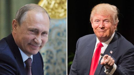 Nga: Chinh sach ngoai giao cua ong Trump giong Tong thong Putin - Anh 1