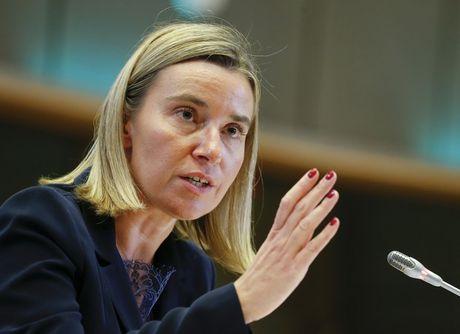 Dai dien cap cao Mogherini: EU se tro thanh 'sieu cuong' - Anh 1