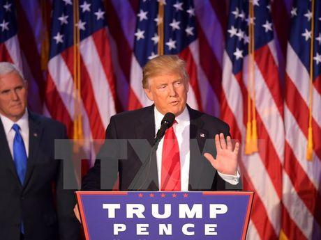 Ong Trump se co lap truong cung ran hon voi Trieu Tien va Trung Quoc - Anh 1