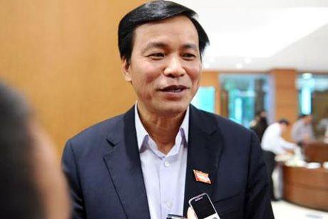 Xu ly ong Vu Huy Hoang: Ban nhieu, chua co tien le - Anh 1