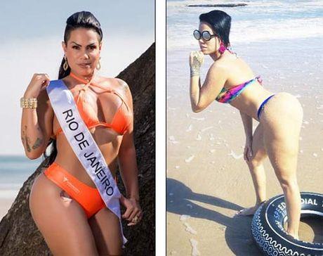 Hoa hau Sieu vong 3 Brazil on ao voi du loai scandal - Anh 2